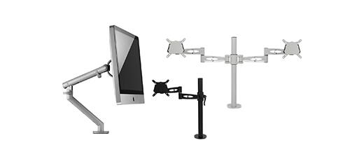 Screen holders